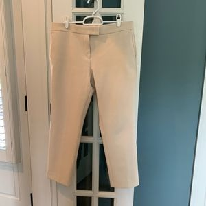 Ann Taylor Devin Fit Tailored Ankle Pant Size 8P